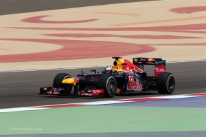 Bahrain F1 Grand Prix - Practice
